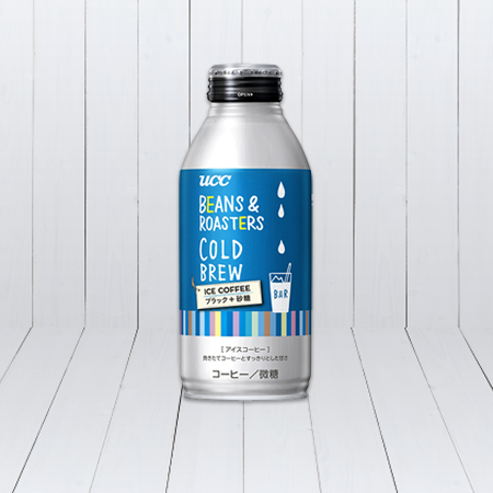 BEANS & ROASTERS COLD BREW 微糖