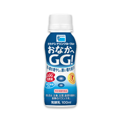 【イズミ、ゆめタウン】タカナシ ドリンクヨーグルトおなかへGG!