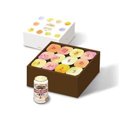 【Amazon.co.jpでの購入限定】【母の日プレゼント】キリン一番搾り生ビール メッセージギフト 350ml×12本