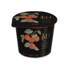 ダノン 和セレクション ほうじ茶風味 柿果肉入り