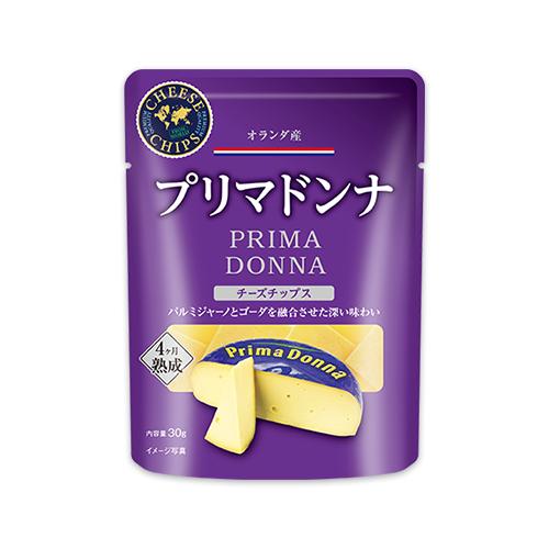 チーズチップス プリマドンナ